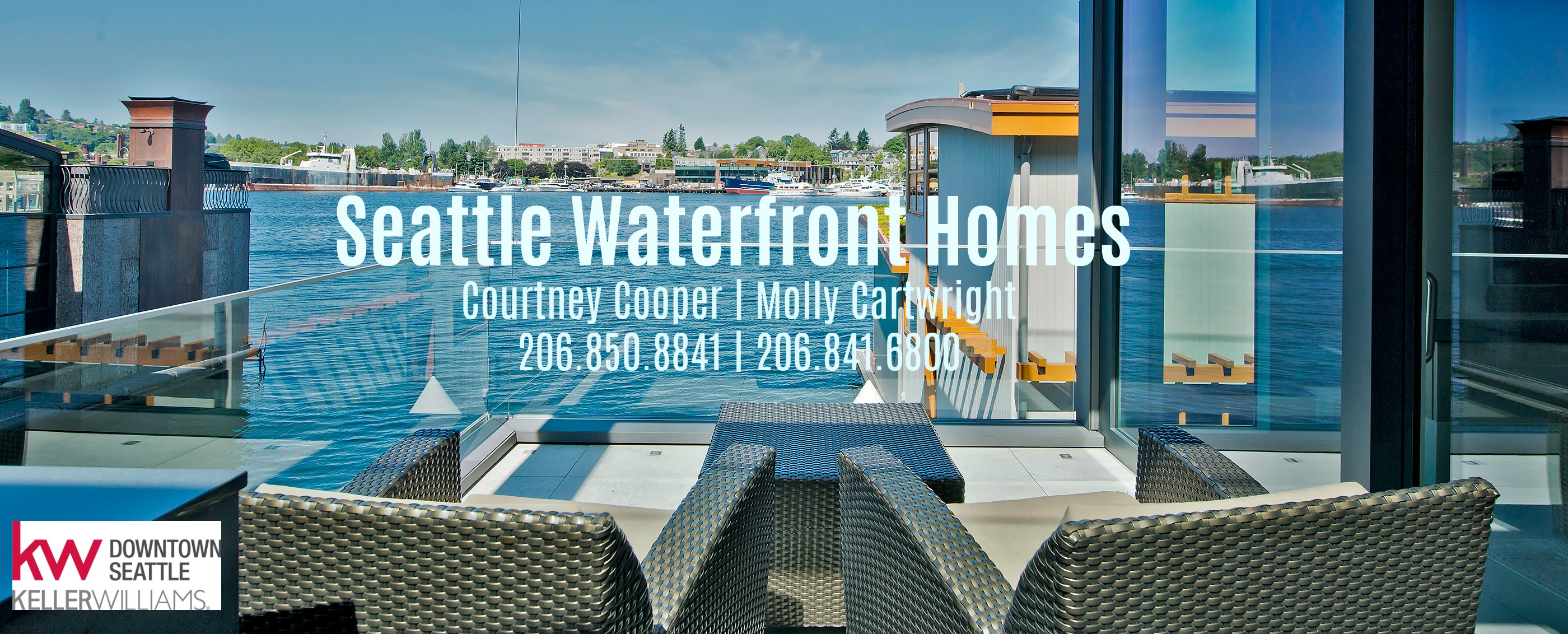 Seattle Waterfront Homes-Banner
